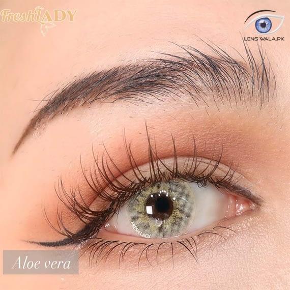 Aloe Vera Lens