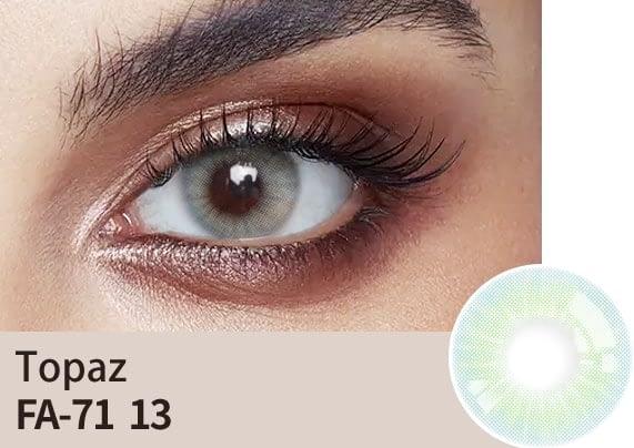 Topaz Colour Lens
